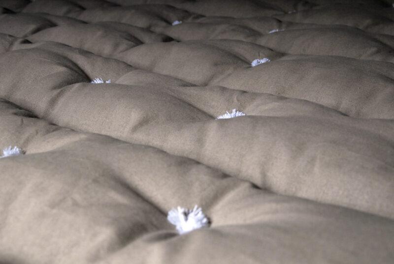 grande couette laine lin zoom