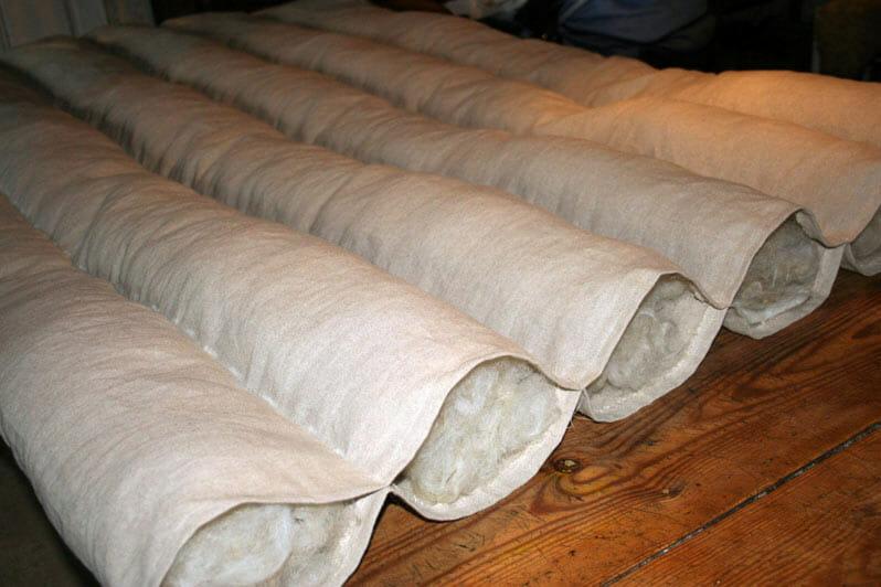 couette-en-laine fabrication