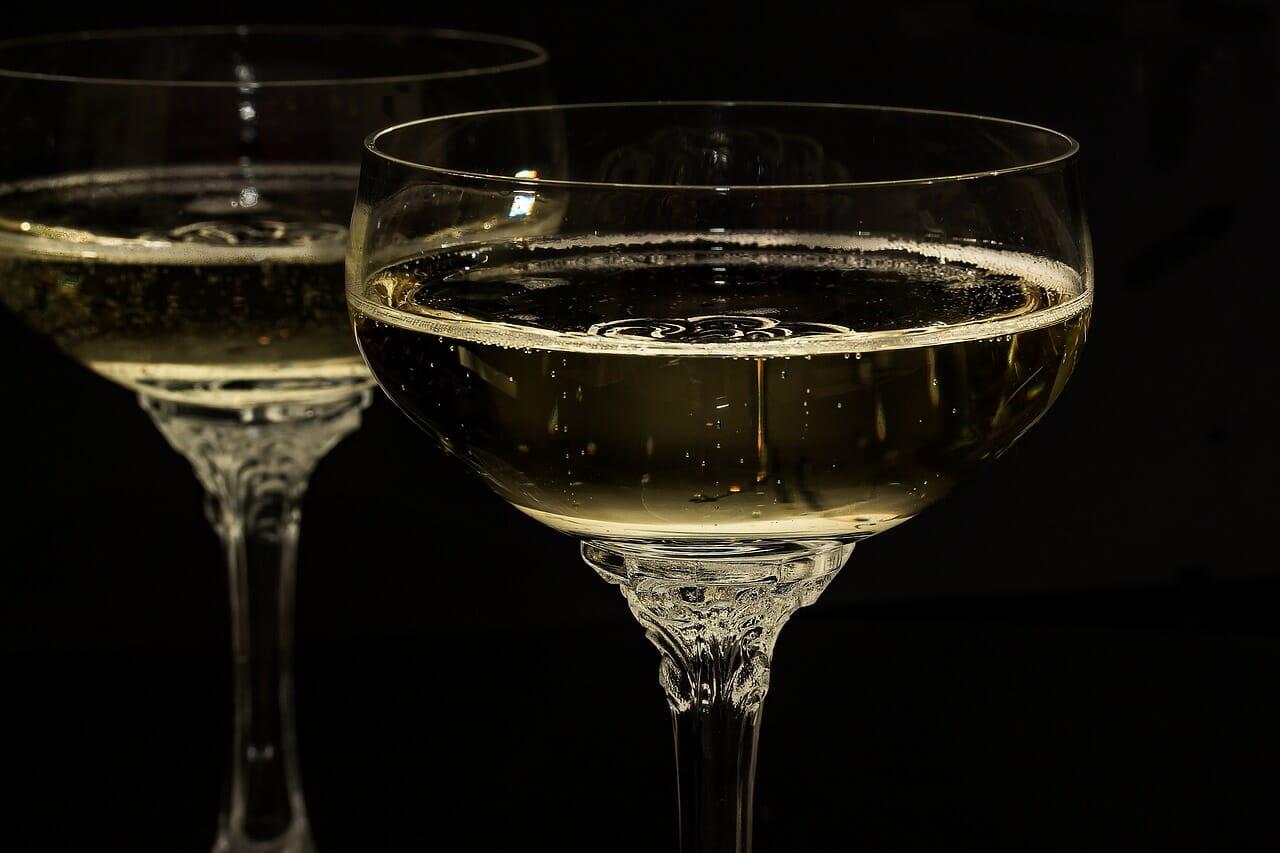 champagne pour la boutique Moutons des Carpates