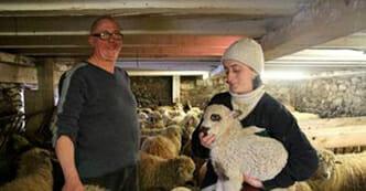 Eleveurs de Moutons des Carpates Fabricants des couettes en laine bio et lin