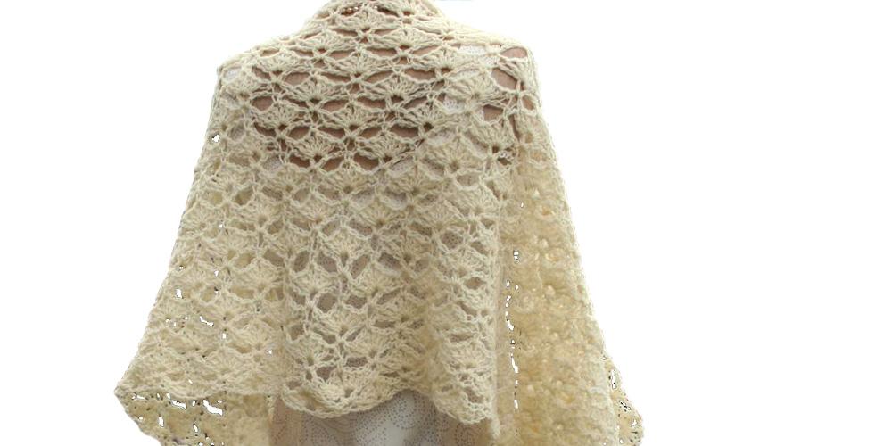 chales en laine